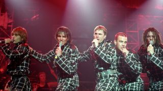 Boygroup Take That. Quelle: imago images