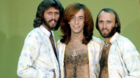 The Bee Gees, Quelle: rbb