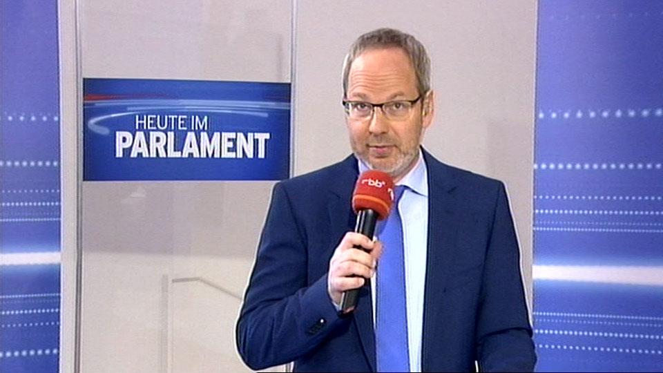 Heute im Parlament vom 14.05.2014 - Potsdam | rbb Rundfunk ...