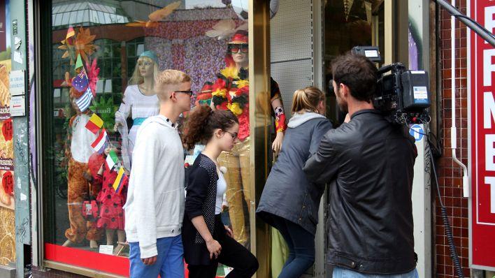 einkaufen im deko laden rbb rundfunk berlin brandenburg