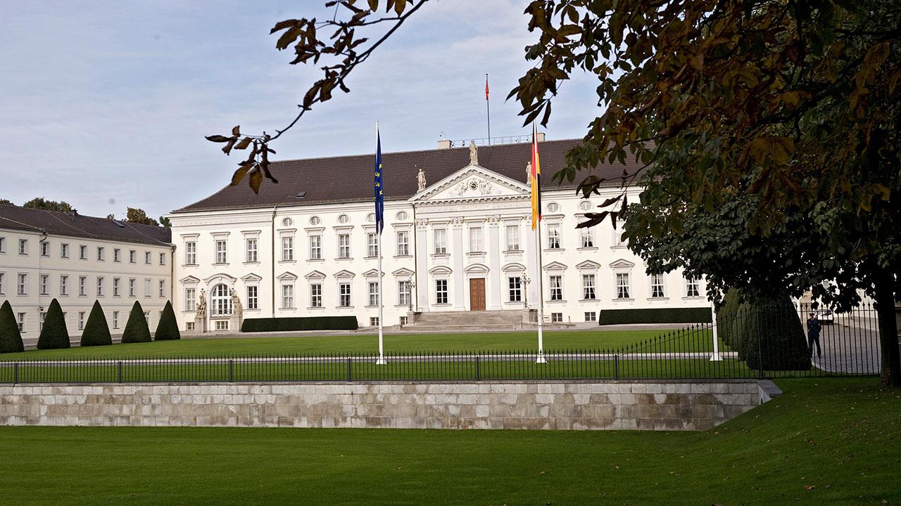 Ein Amtssitz mit Geschichte - Schloss Bellevue | rbb Rundfunk Berlin-Brandenburg