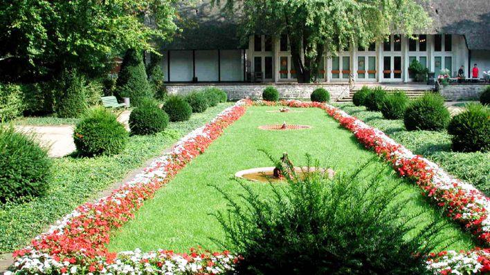 historisches gr n f r alle berlin ein garten rbb rundfunk berlin brandenburg. Black Bedroom Furniture Sets. Home Design Ideas