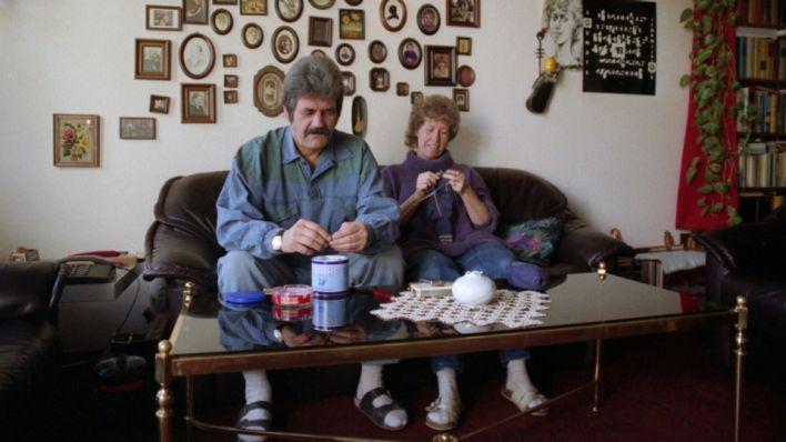 Helga Und Gerhard Rehbein In Ihrem Wohnzimmer Quelle Rbb WDR Knguruh Film