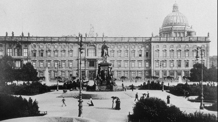Das Berliner Stadtschloss Rbb