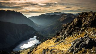 Bergpanorama in der hohen Tatra in Polen. (Quelle: imago images / Panthermedia)