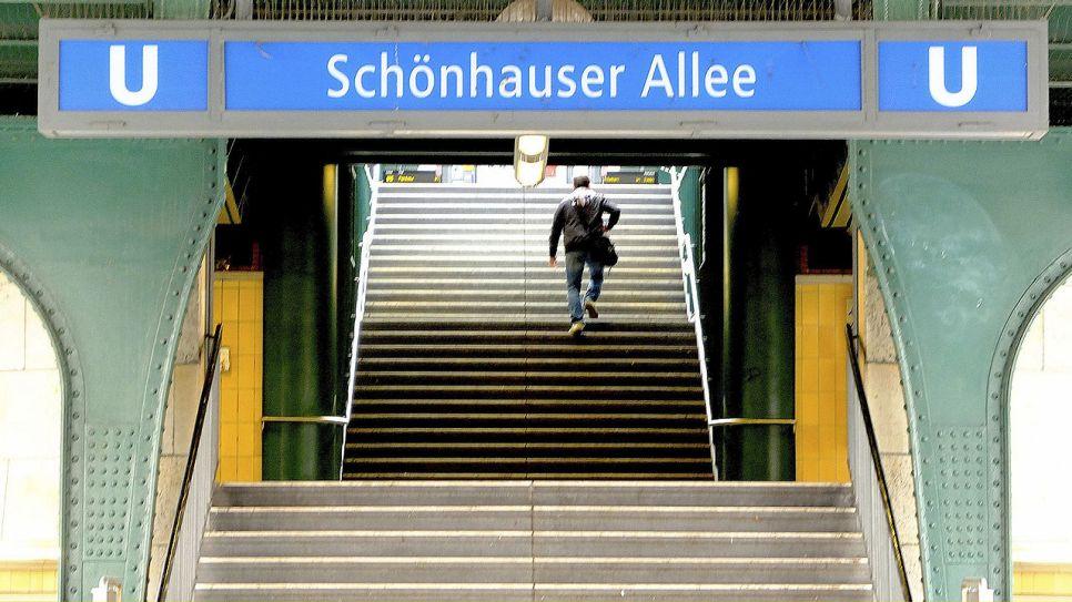 Rückenwind Schönhauser Allee