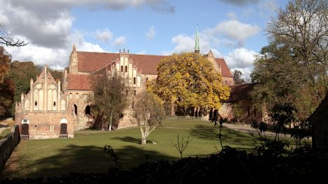 Kloster Chorin Totale (Quelle: rbb/Andreas Christoph Schmidt)