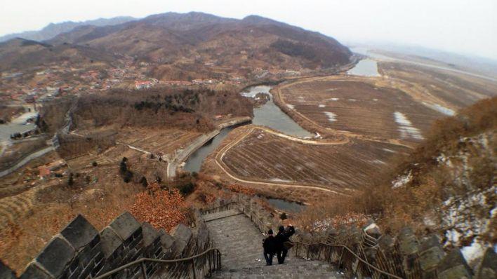 Briefe Nach Südkorea : Etappe von peking nach seoul südkorea rbb