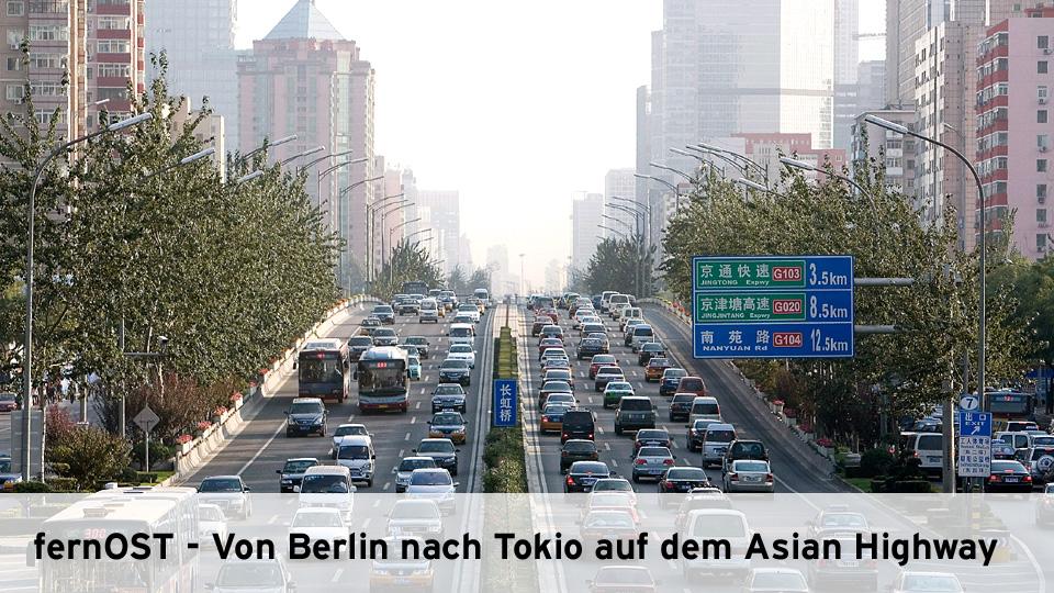 fernOST - Von Berlin nach Tokio | rbb Rundfunk Berlin-Brandenburg