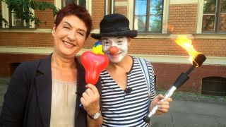 Heimatjournal: Clown 2 (Quelle: rbb)