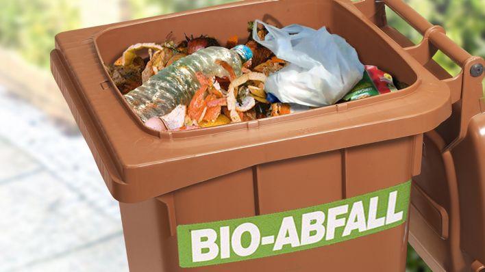 ko irrweg biotonne plastikverseuchter kompost macht cker zu m llhalden rbb. Black Bedroom Furniture Sets. Home Design Ideas