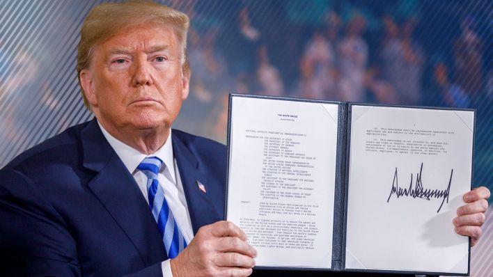 Hat Trump recht? - Warum Teheran trotz Atom-Abkommen eine Gefahr für ...