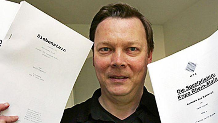 Drehbuchautor Werden