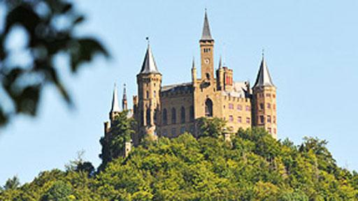 Burg Hohenzollern Schloss Lichtenstein Rbb