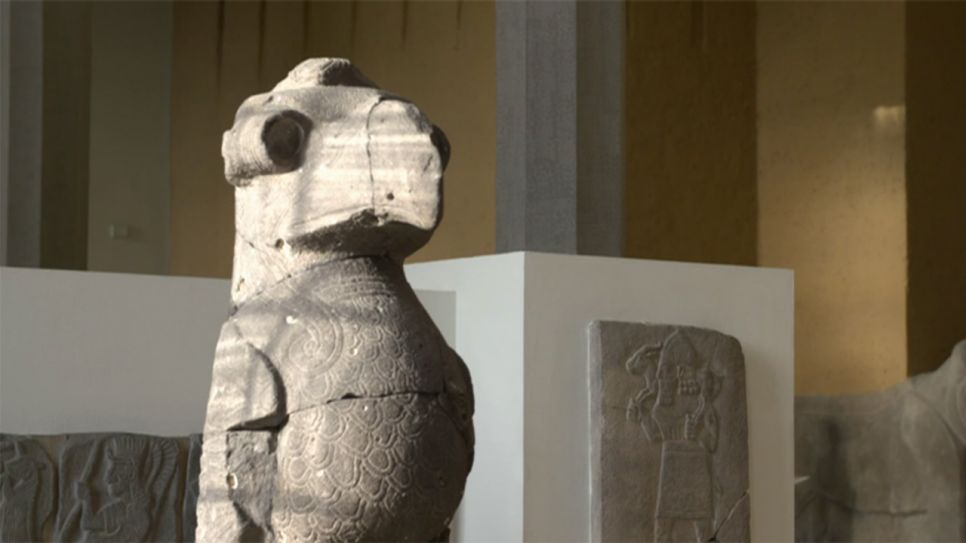 Anschlag Auf Kunstwerke Auf Der Museumsinsel Rbb