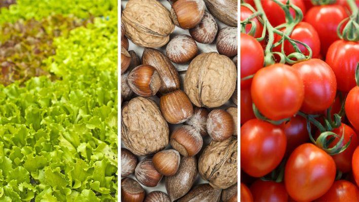 Dossier   Ernährung - Gesund essen und trinken   rbb