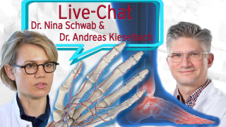 Praxis Live-Chat Hand und Fuß (Bild: rbb/Colourbox/imago-Photo Science Library)