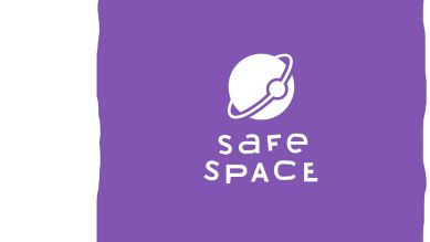 Logo safespace (Quelle: rbb)