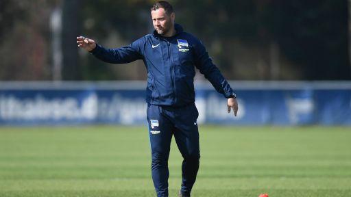 Dardai beim Training vor dem Spiel gegen Köln (Quelle: Imago/Koch)