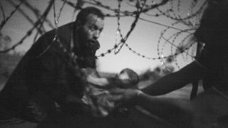 World Press Photo 2016 (Quelle: dpa / Warren Richardson / World Press)