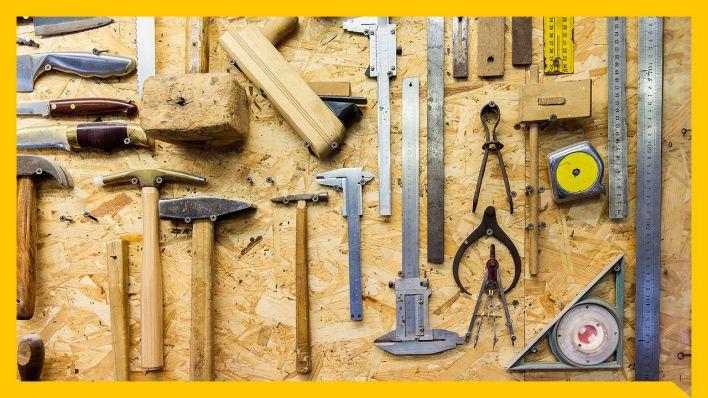 Heimwerker Kurse Hammern Bohren Nageln Rbb