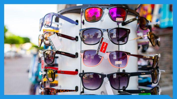 Janna macht's: Sonnenbrille gesucht