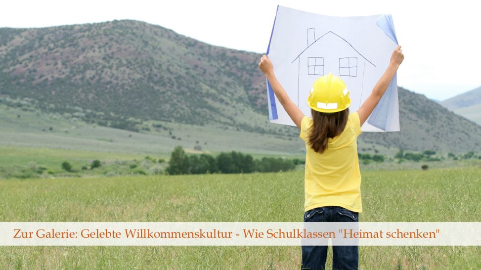Aktion Schulstunde Heimat Rbb