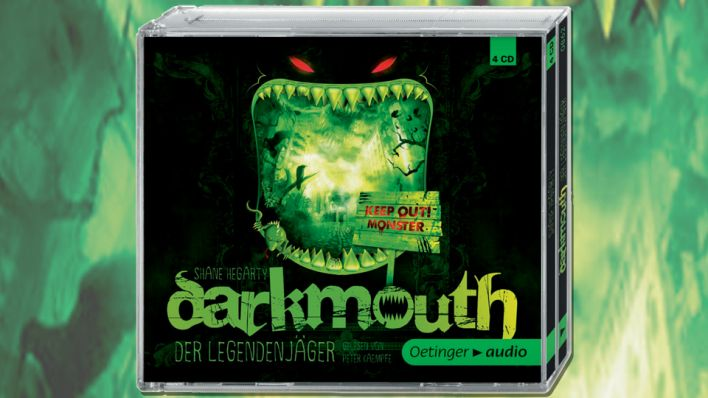 Darkmouth - Der Legendenjäger; Quelle: oetinger-audio.de