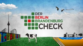 Logo: Berlin-Brandenburg Check (Quelle: rbb)