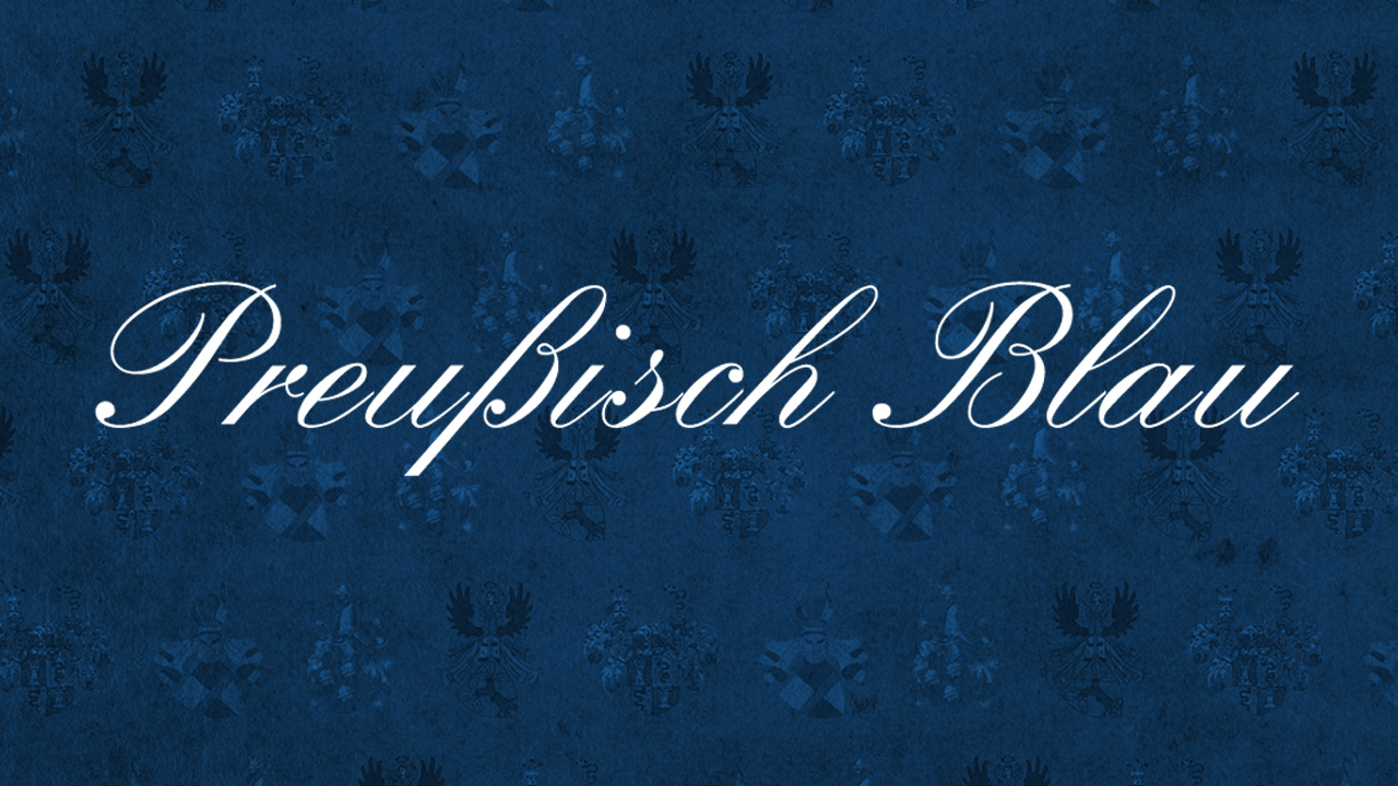 Preußisch Blau | rbb Rundfunk Berlin-Brandenburg