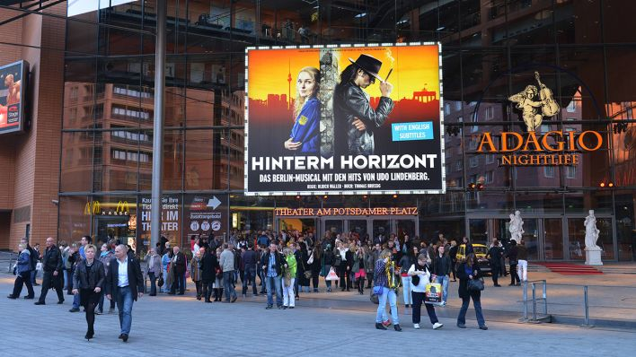 Hinterm Horizont, Quelle: imago/Schöning