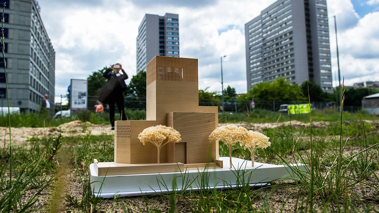 Berliner house of one wird gepflanzt rbb rundfunk berlin