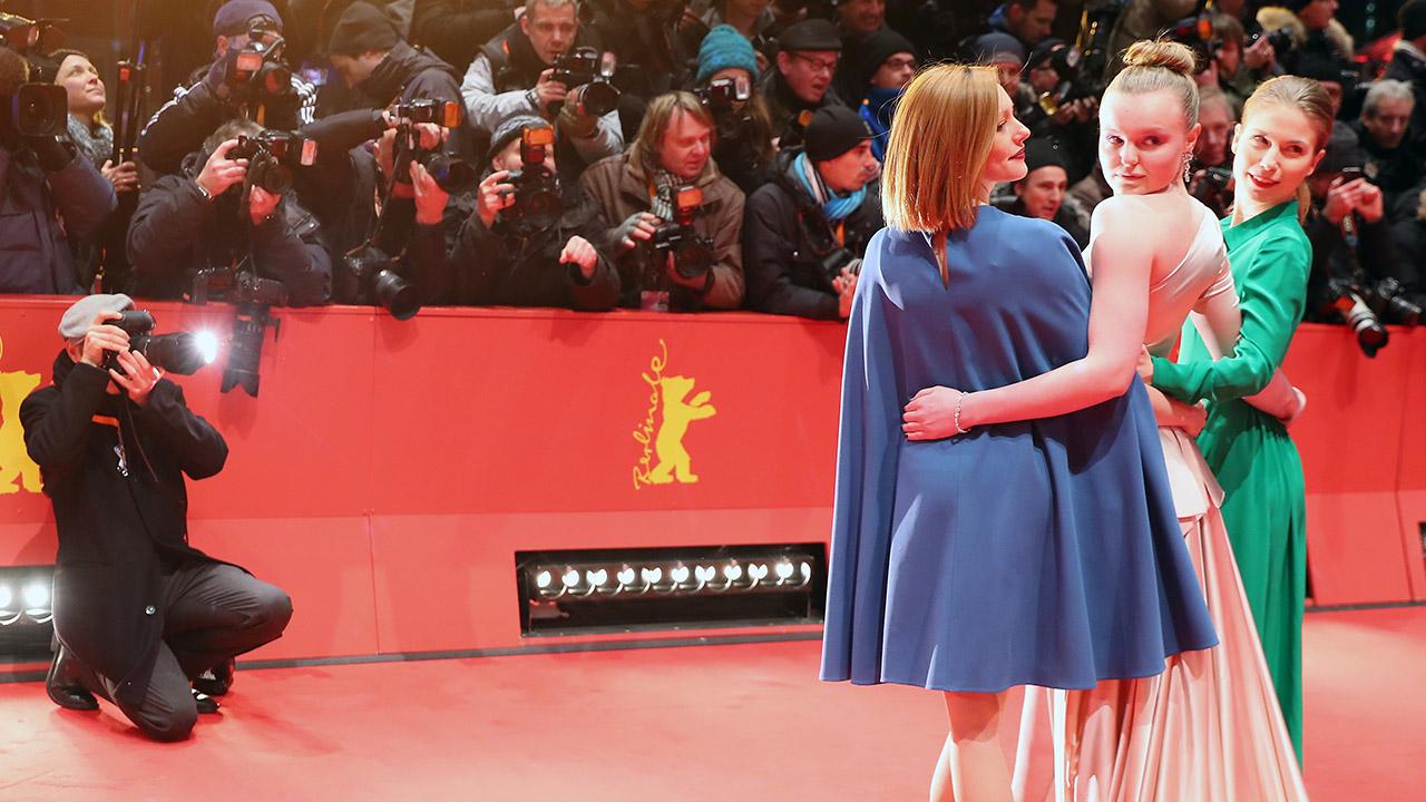 Die ersten Stars laufen über den roten Teppich  rbb