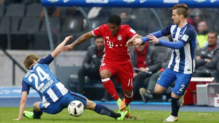 Bundesliga: Bayern-Coach Ancelotti in Berlin angespuckt - Mittelfinger gezeigt