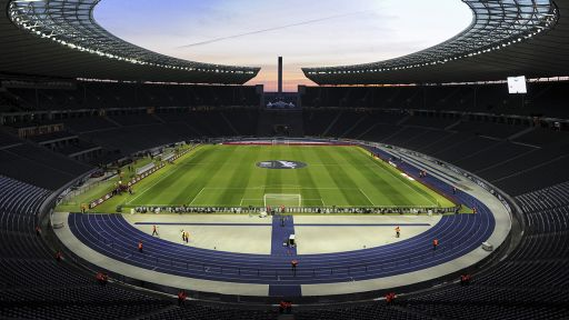 lympiastadion in Berlin (Quelle: dpa/Soeren Stache)