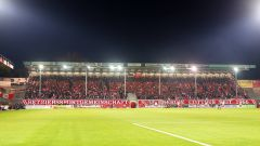 Das Stadion der Freundschaft in Cottbus (Quelle: imago/Steffen Beyer)