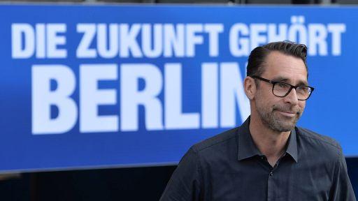 Will mit Hertha BSC neue Märkte erschließen: Manager Michael Preetz. / imago/Sven Simon