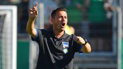 Und Action: Ante Covic und Hertha BSC starten am Freitag in die Bundesliga-Saison. / imago images/Sven Simon
