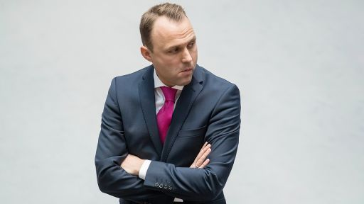 Sebastian Czaja, FDP-Fraktionsvorsitzender (Quelle: imago images/Christian Ditsch) | imago images/Christian Ditsch