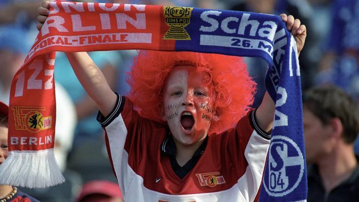 Pokalfinale gegen Schalke 2001: Wie Union verlor und trotzdem ...