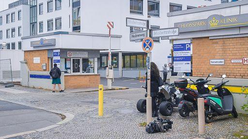 20.11.2019, Berlin: Blick auf die Berliner Schlosspark-Klinik. (Quelle: dpa/Zinken) | dpa/Zinken