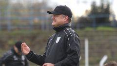 Fürstenwalde-Trainer Matthias Mauksch (Quelle: imago images/Beautiful Sports)