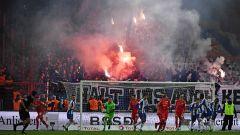 Rekordstrafe Hertha