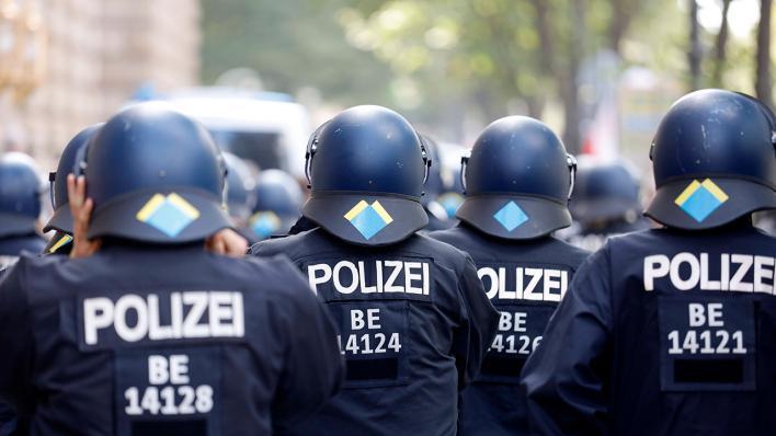 Zusammenleben mit einem polizisten