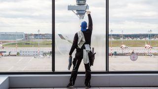 Neuer Flughafen Berlin Brandenburg (Quelle: dpa/Markus Mainka)