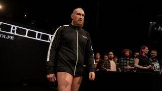 Wrestler Axel Tischer (Quelle: WWE Corporation)