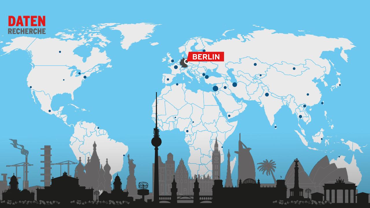 Woher die Berliner wirklich kommen (Quelle: rbb)