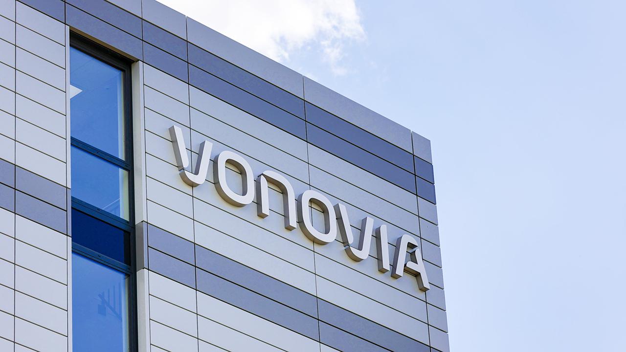 Der Hauptsitz des Immobilienkonzerns Vonovia (Quelle: dpa/Dennis Ewert)