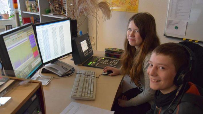 Schülerpraktikum Radio