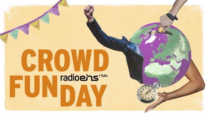 Radioeins CROWD FUN DAY | rbb